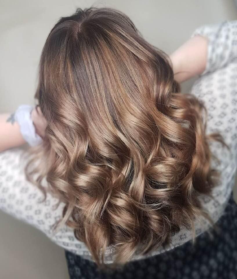 Carmel hair at hairstyle inn saskatoon