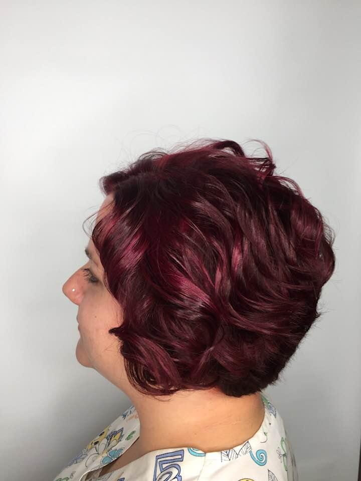 Short hair Hairstyle Inn