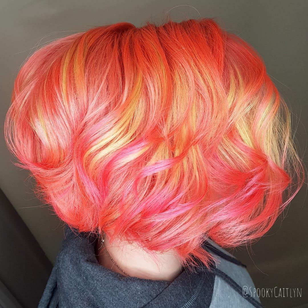 vibrant hair Saskatoon salon