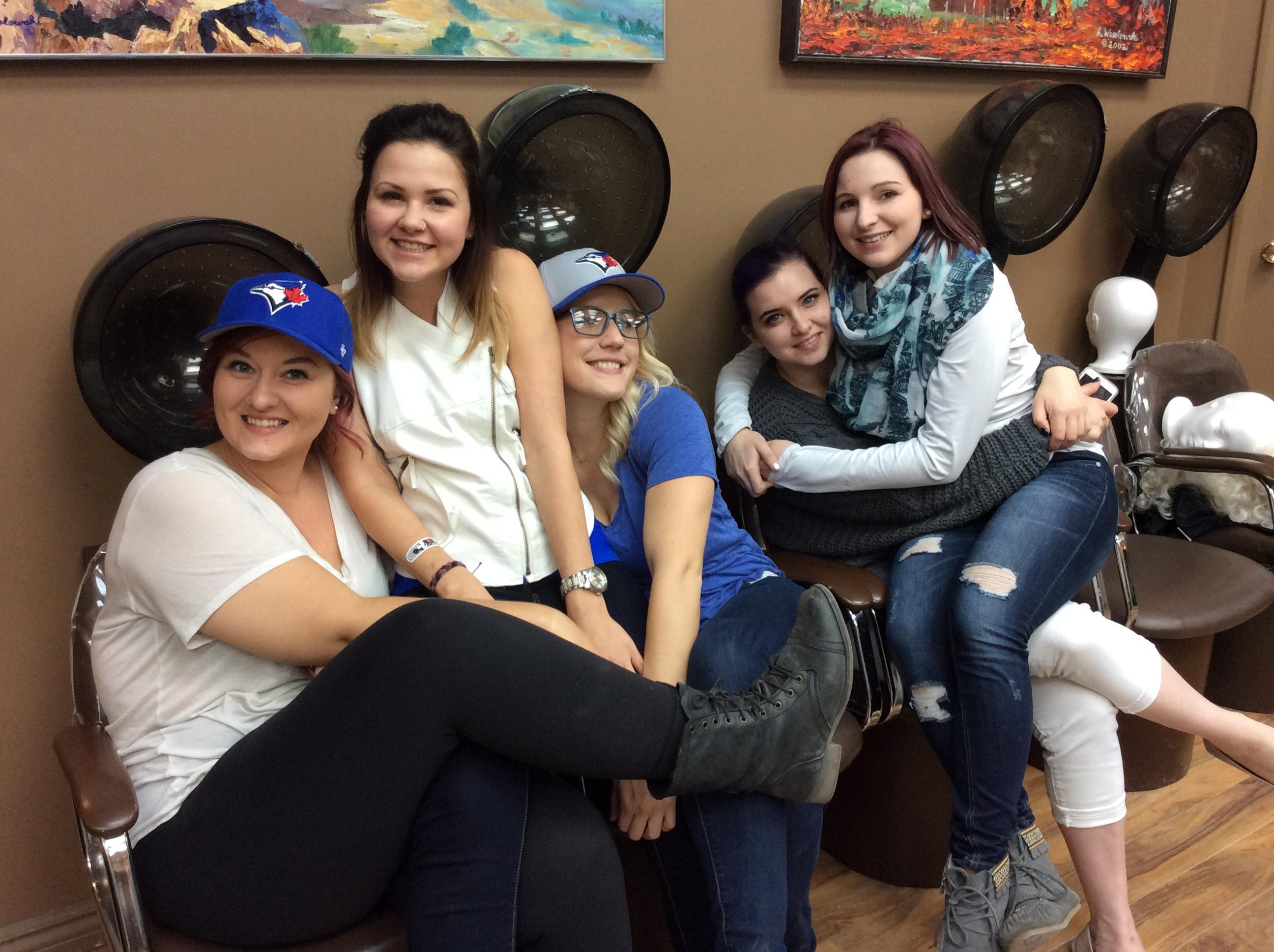 Team hairstyle inn saskatoon