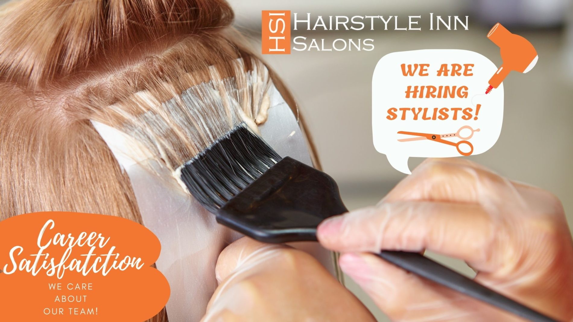 Hairstyle Inn Hiring Stylists At Our Two Saskatoon Salon Locations